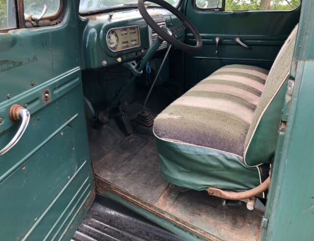 1948 Green Ford Other Pickups F100