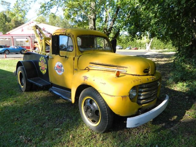 1948 Ford Other Pickups Tow Truck