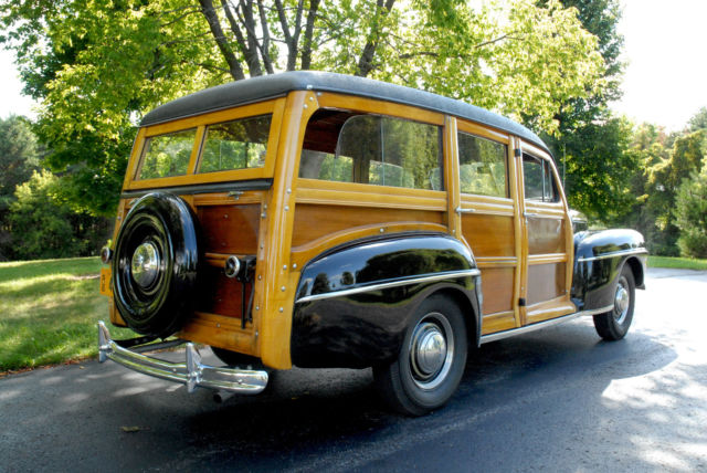 1948 Ford 79 Deluxe Station Wagon