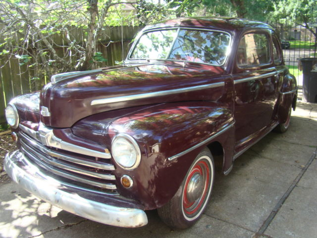 1948 Ford Super Deluxe Super Deluxe