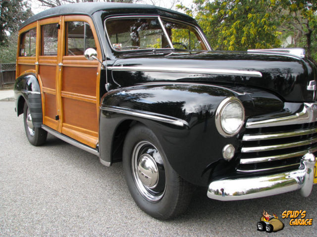 1948 Ford Other Super Deluxe Woody Wagon