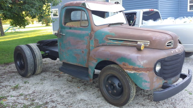 1948 Ford Other Pickups F4