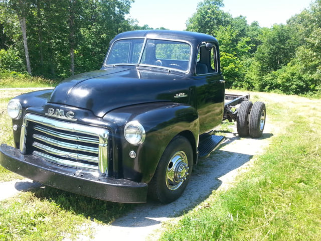1948 gmc chevy truck 5 window cab newer drivetrain for 1948 5 window chevy truck sale