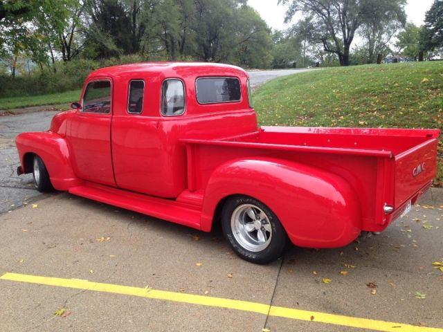 1948 GMC PICKUP TRUCK EXT CAB RESTOMOD SAME AS CHEVY