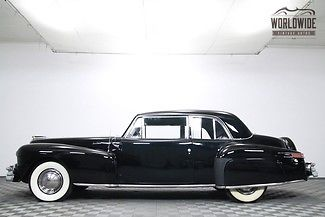 1948 Lincoln Continental Continental Coupe