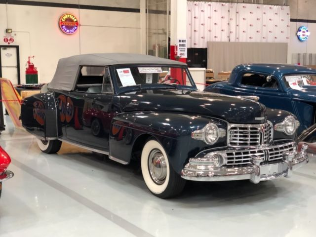 1948 Lincoln Continental -LOWERED PRICE TO $26,750-PRICED TO SELL QUICKLY-R
