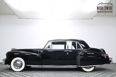 1948 Lincoln Continental Continental