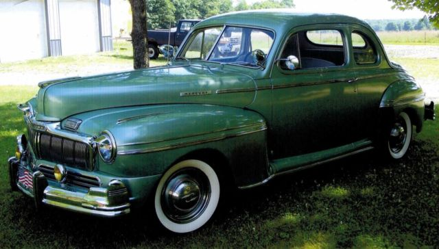 1948 Mercury 2 Door Coupe
