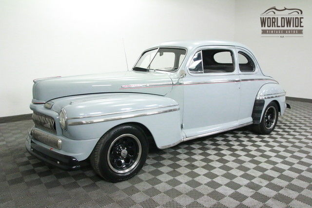 1948 Mercury COUPE FRAME OFF RESTORED! SHOW OR GO! 350 V8!