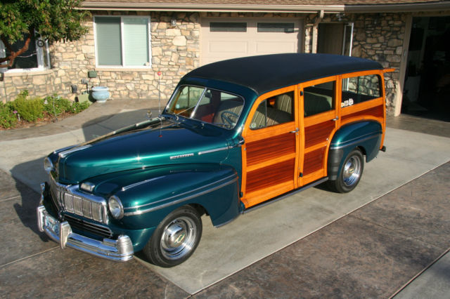 1948 Mercury Woodie Station Wagon