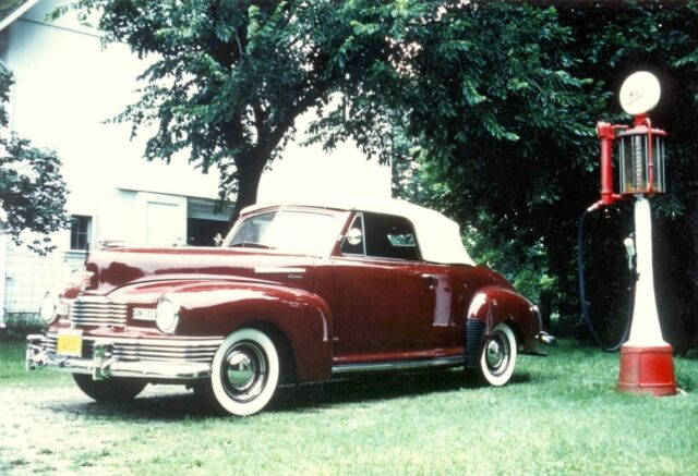1948 Nash anbassador custom