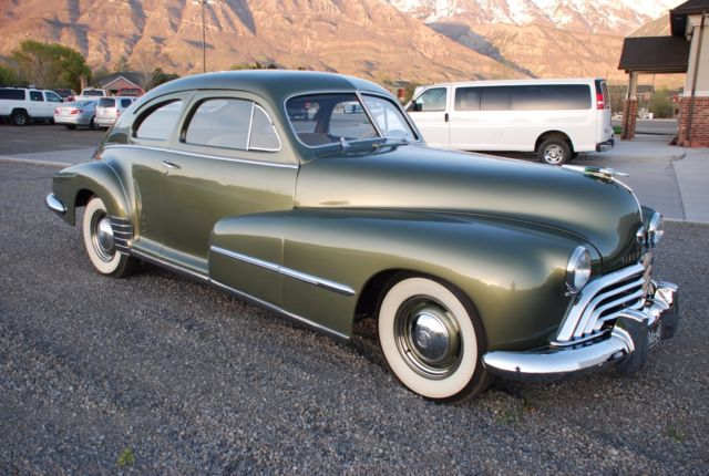 1948 Oldsmobile Other Deluxe Business Man Coupe