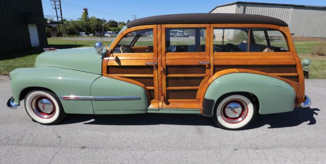 1948 Oldsmobile Series 66 Woody Wagon