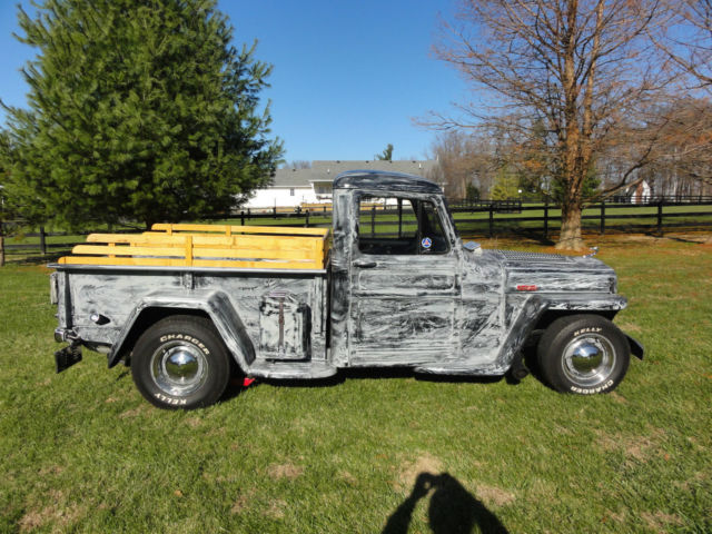1948 Willys Overland Pick-up Truck