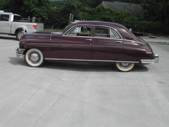 1948 Packard Custom Deluxe