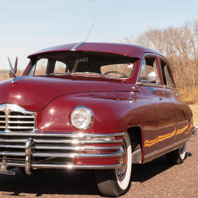 1948 Packard Eight Series