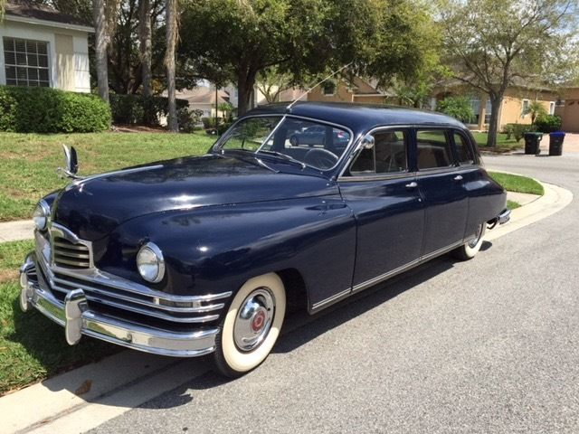 1948 Packard Super Eight Limo