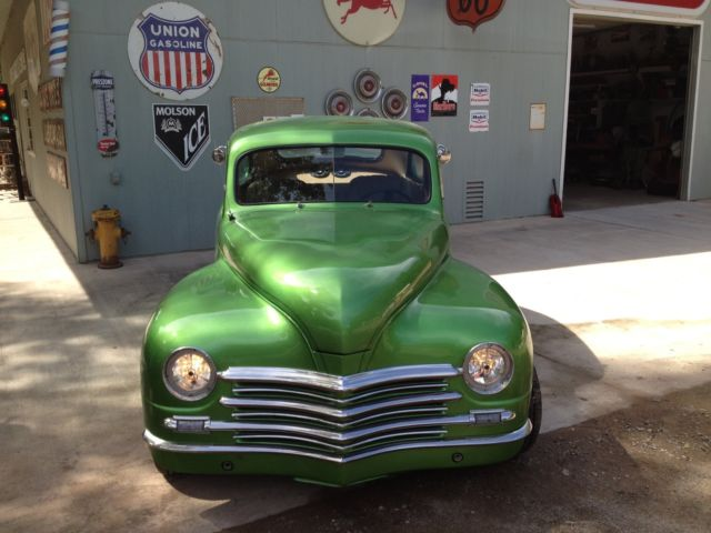 1948 Plymouth Business Coupe,