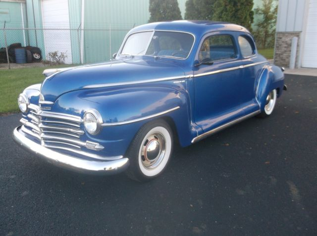 1948 Plymouth Other DEluxe