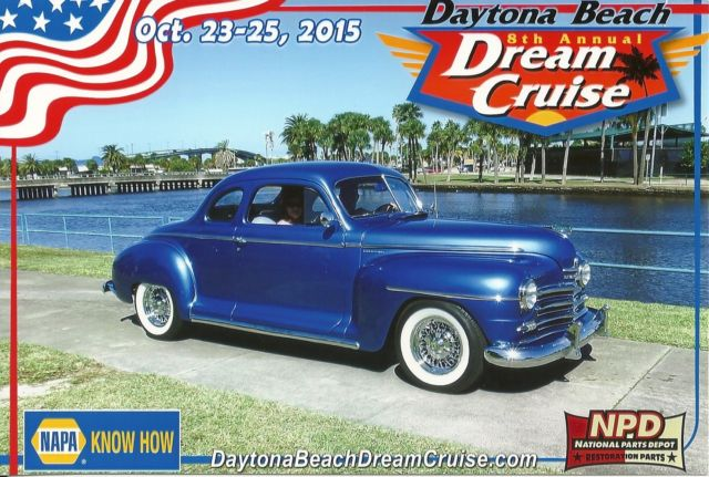 1948 Plymouth Business Coupe Special Delux