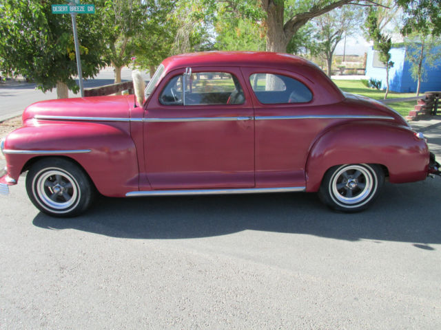 19480000 Plymouth Other deluxe