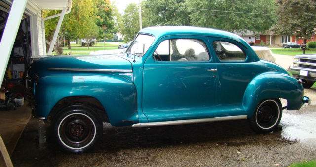 1948 Plymouth Other special deluxe coupe