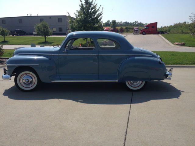 1948 Plymouth Special Deluxe Coupe For Sale Photos