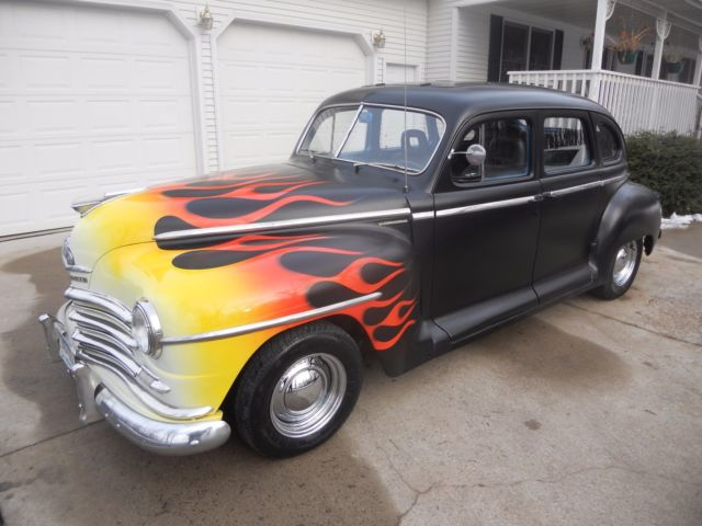 1948 Plymouth Other 1948 PLYMOUTH STREET ROD/RAT ROD CUSTOM