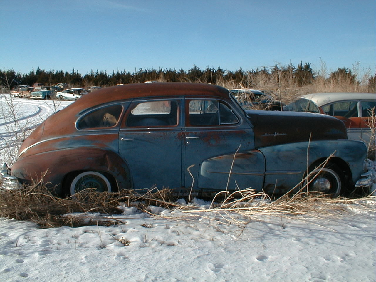 1948 Pontiac Other