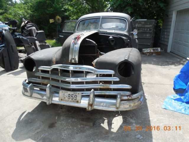 1948 Pontiac Other 4 door