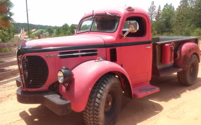 1948 Other Makes REO Speed_Wagon