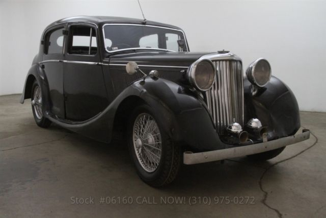 1948 Jaguar MK IV Saloon Right Hand Drive