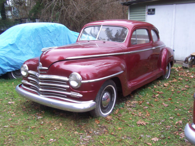 1948 Plymouth Other
