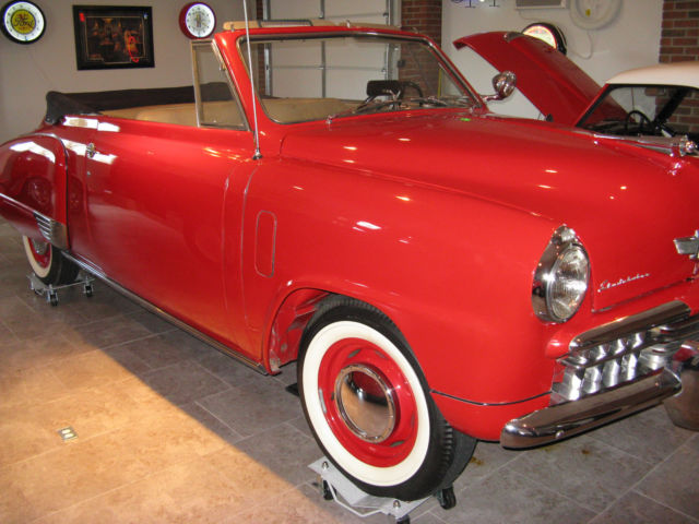 1948 Studebaker CONVERTIBLE CHAMPION