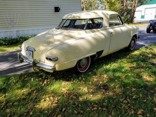 1948 Studebaker Starlight Coupe, In Storage For Years, Solid For The Year