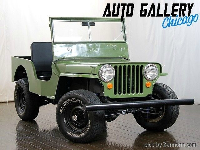 1948 Willys Jeep --
