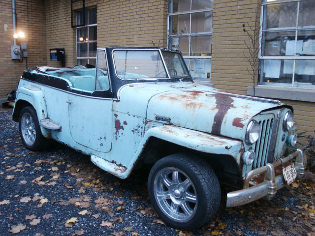1948 Jeep Other Jeepster 2 door convertible