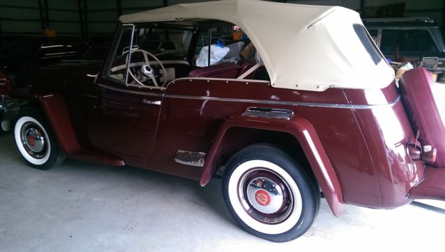1948 Willys Willys Jeepster Phaeton