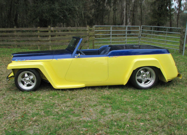 1948 Willys Jeepster Jeepster