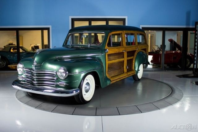 1948 Chrysler Plymouth Woody