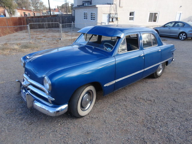1949 Ford Other Custom Four Door Sedan <43,000 Original Miles!