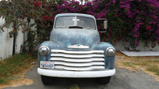 1949 Chevrolet Other Pickups 3100 C10 SHOP TRUCK NO PATINA