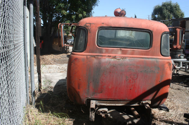 1949 51 chevy 5 window pickup truck cab 2 ton rat rod for for 1949 five window chevy truck for sale