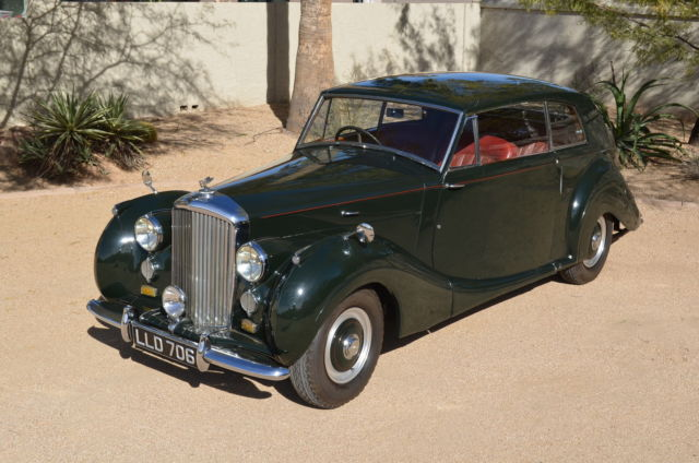 1949 Bentley Other JamesYoungCp