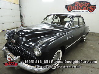 1949 Buick Other Runs Drives Body Interior Fair Needs TLC