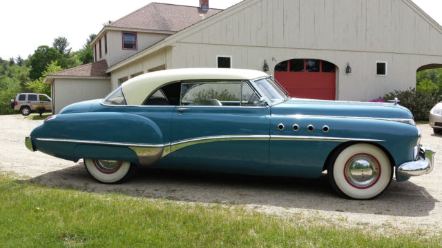 1949 buick roadmaster 2 door hardtop convertible very rare. Black Bedroom Furniture Sets. Home Design Ideas
