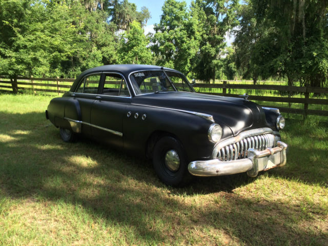 1949 Buick Super 8 Super eight