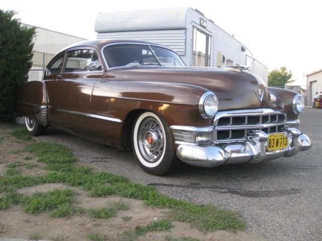 1949 Cadillac 62 Series Sedanette Aka Fastback For Sale
