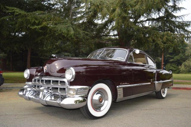 1949 Cadillac Other Coupe Amazing Stunning Condition Gorgeous Inside &