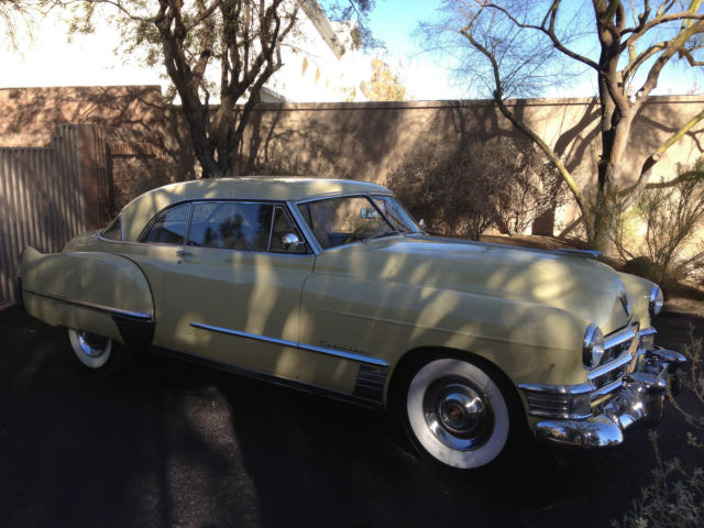 1949 Cadillac Coupe Deville 11 22 49020 For Sale Photos